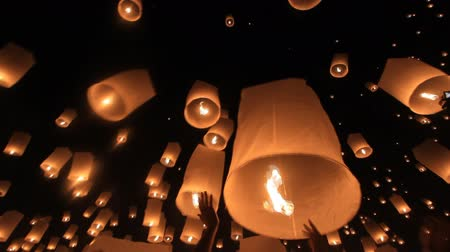 on air : Lantern Traditional Festival