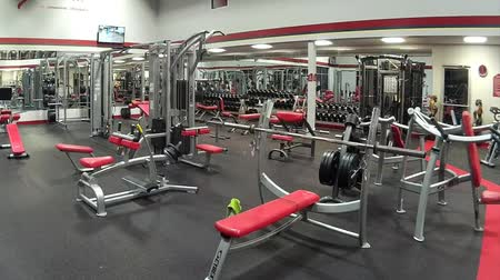 sportowiec : Empty High Quality Gym