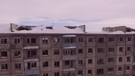 meteorite : Destroyed five storey house