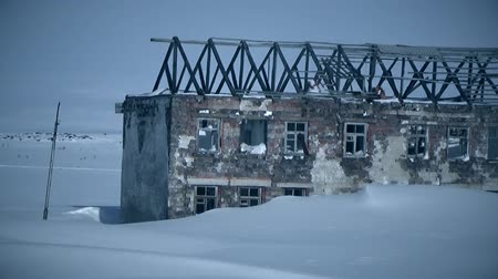 Panorama of the Stalingrad quarter Wideo
