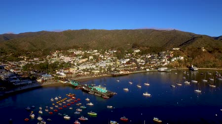 hubschrauber : Antenne - Catalina Harbour Videos