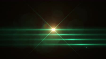 senzor : anamorphic lens flare 3840x2160 4K, lights background .