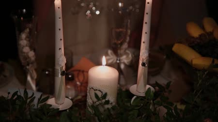 обряд : it candles at the wedding of the family hearth, glare, lighting of the hearth at the wedding.