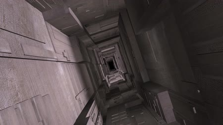 оказывать : Moving down a never-ending shaft. Loops.