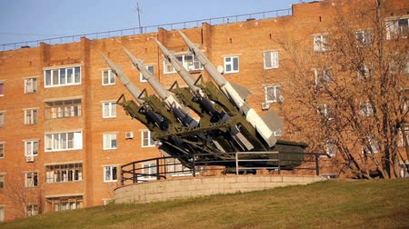 střela : Surface-to-Air Missile System at Military Museum