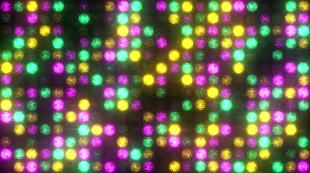 foltos : The wall of light flashes green, pink and yellow