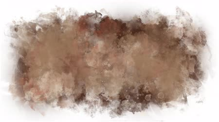 интенсивность : Brush strokes of coffee color