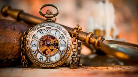 eleganckie : Vintage Antique pocket watch.