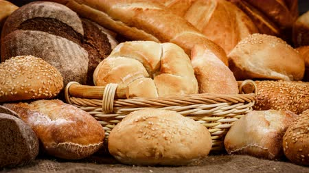 ciabata bread : Breads and baked goods close-up