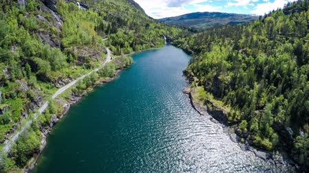 northern nature : Aerial footage from Beautiful Nature Norway.