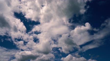 bulutluluk : Beautiful clouds in motion timelapse