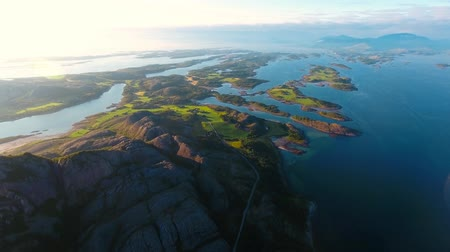 Скандинавия : Bronnoysund, Beautiful Nature Norway