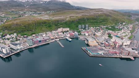 poláris : Hammerfest City, Finnmark, Norway