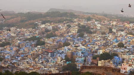 rajasthan : Jodhpur ( Also blue city) is the second-largest city in the Indian state of Rajasthan and officially the second metropolitan city of the state.