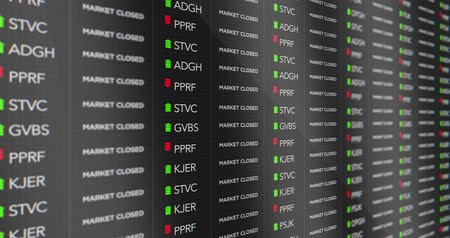 parede : Market Closed   Stock Market Ticker   ALT