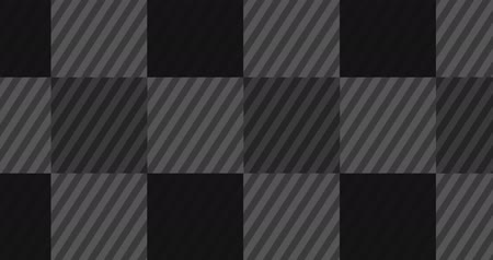 tık : Looping Black Flannel Background