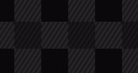 piknik : Looping Black Flannel Background