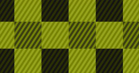 LoopingYellow Flannel Background Stok Video
