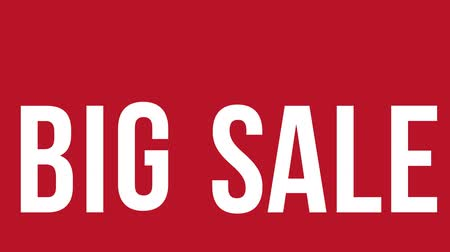 especially : Big Sale Expressive Banner Seamless Animation. Great For Any Of Your Commertial, Sales Projects.