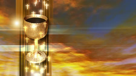 bible study : A religious background of a goblet in the Sky