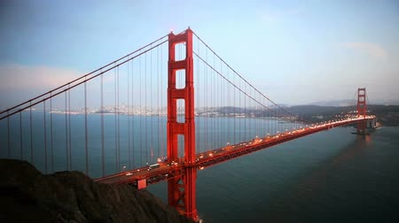 mosty : Bay area and the Golden Gate bridge