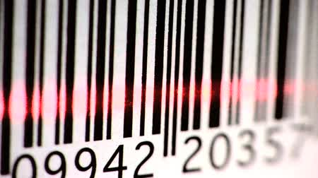 kodeks : Scanning a bar code