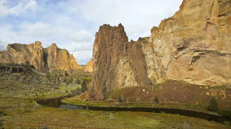 Smith Rock State Park, Oregon, lasso di tempo