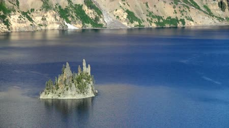 natura : Phantom Ship in Crater Lake National Park, Oregon