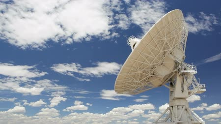 Very Large Array-Antenne, Zeitraffer, New Mexico