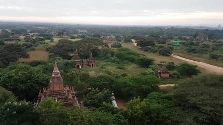mianmar : Scene from Bagan Myanmar South East Asia temples
