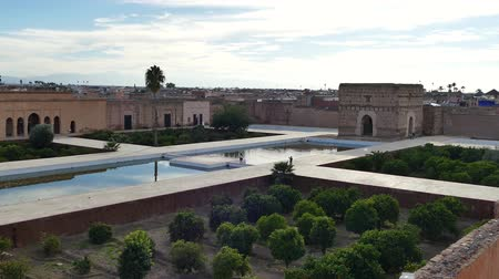 ziyaret : El Badi Palace Historic Fortification Top Attraction Things to see Marrakesh Morocco