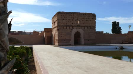 fas : El Badi Palace Historic Fortification Top Attraction Things to Do Marrakesh Morocco