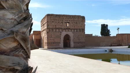ziyaret : El Badi Palace Historic Fortification Tourist Attraction Things to see Marrakesh Morocco