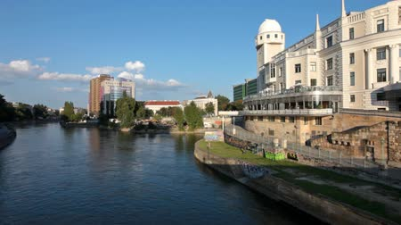urania : Urania observatory at the Danube canal in Vienna