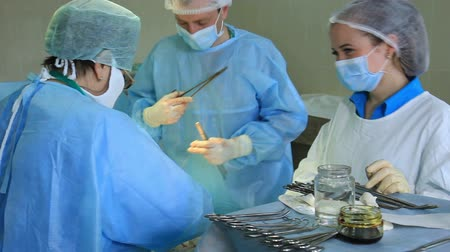 operacja plastyczna : Operation: the general surgery