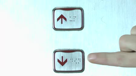 лифт : down elevator button