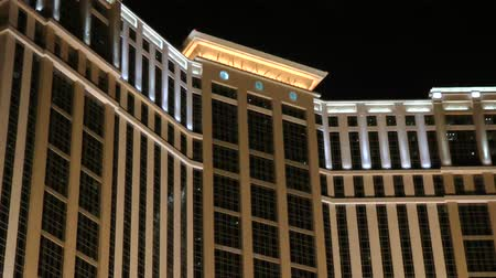 jelentette : LAS VEGAS - CIRCA 2014: Hotel Palazzo in strip on CIRCA 2014 in Las Vegas. Reported to be 11th largest building in world in available floor space and the 2nd largest building in West Hemisphere