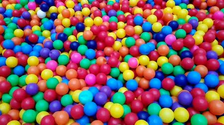 basen : Colorful balls (ball, pool, park) Wideo