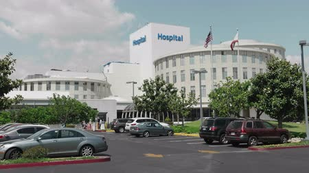 szpital : Hospital Establishing Shot