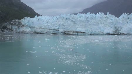 ledovec : View of Margerie Glacier at Glacier Bay National Park, Alaska