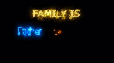 FAMILY is Father And Mother I love You