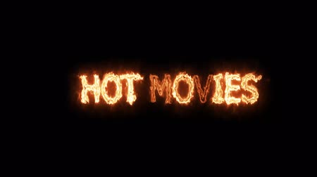 hot movies fire mark glow end offset 2 second Wideo