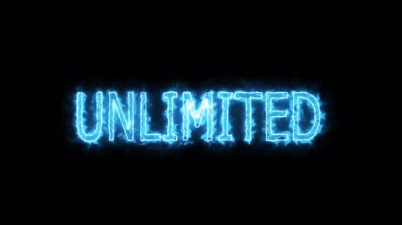 unlimited always used with Promotion of internet package that allows unlimited play without slowing down speed Wideo