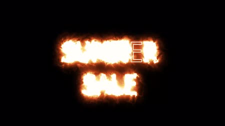 summer sale solar wave mark glow end offset 2 second