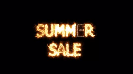 por cento : summer sale fusion mark glow end offset 2 second for banner and advertise