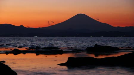 mt : Mount Fuji view from Enoshima