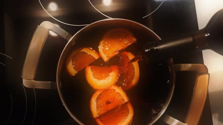 anis : preparation of mulled wine