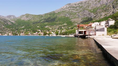 adriyatik : A small town by the sea in Montenegro