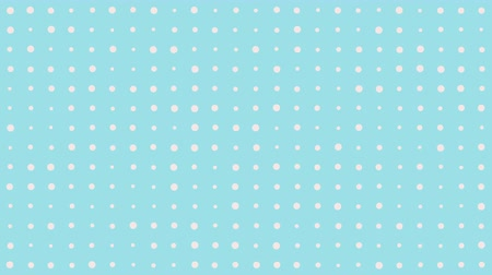Simple Polka Dot Background Vídeos
