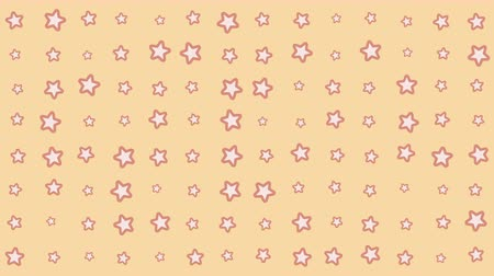 Star shape background picture pattern